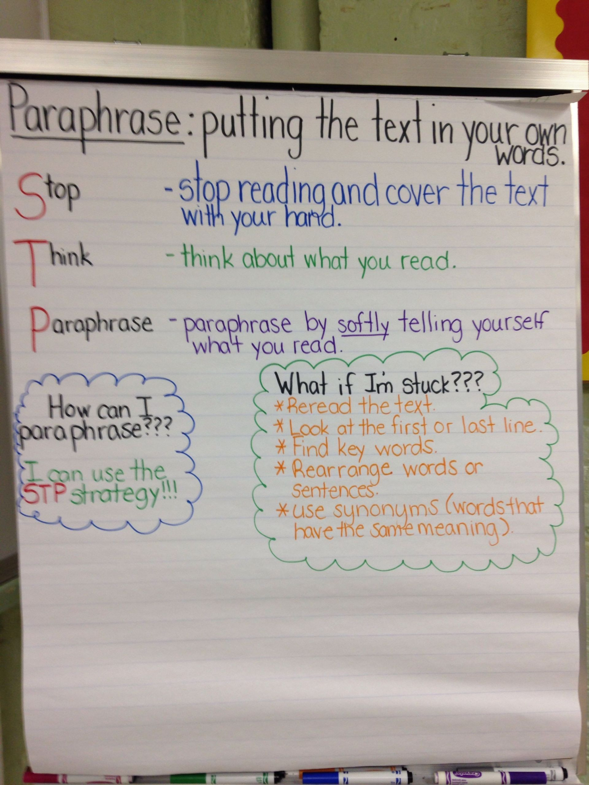 Paraphrase Worksheet 5th Grade 9 Linear Punctuation Paragraph Worksheets In 2020