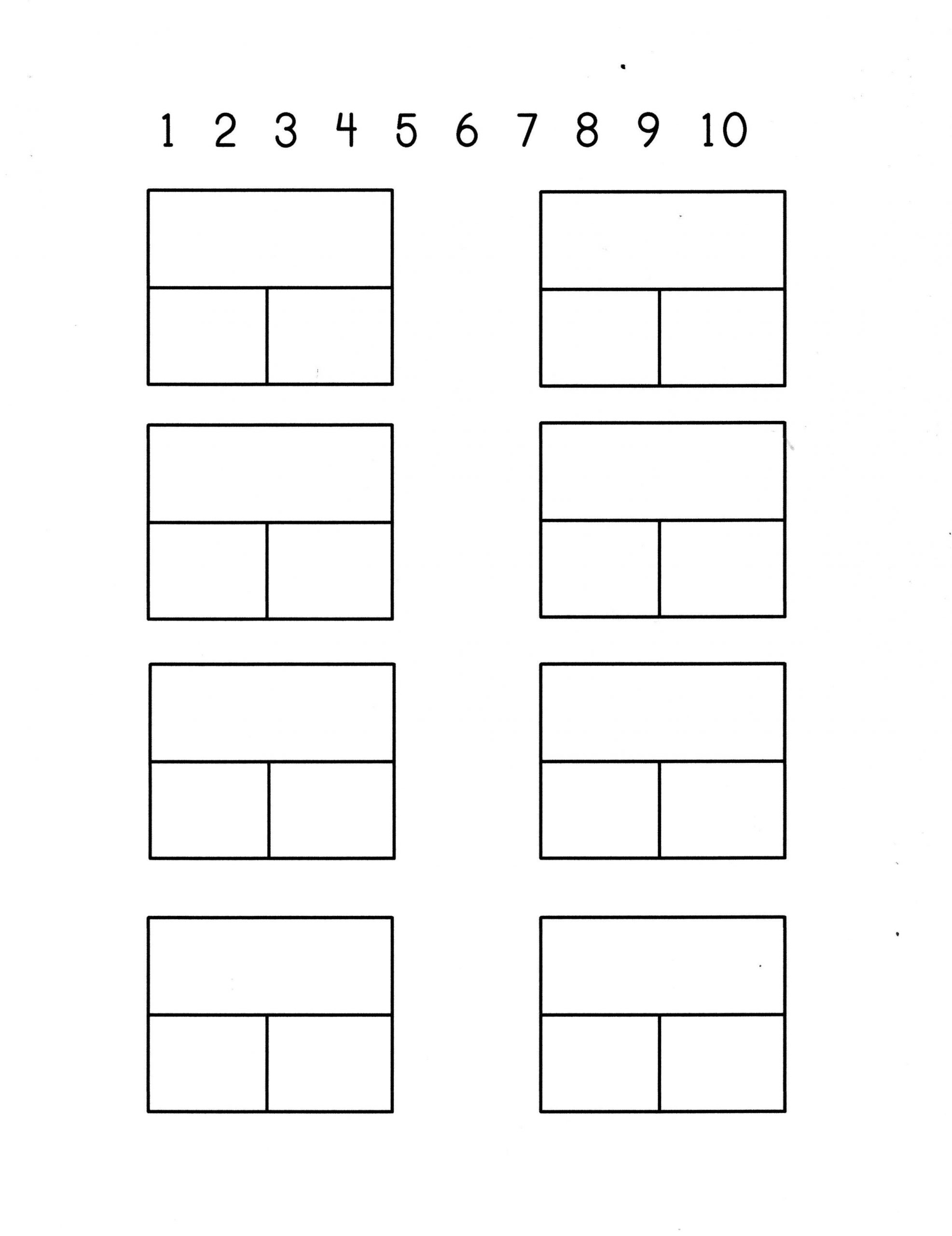 Part Part whole Math Worksheets Part Part = whole Dominos Math Sheet Blank Number Line