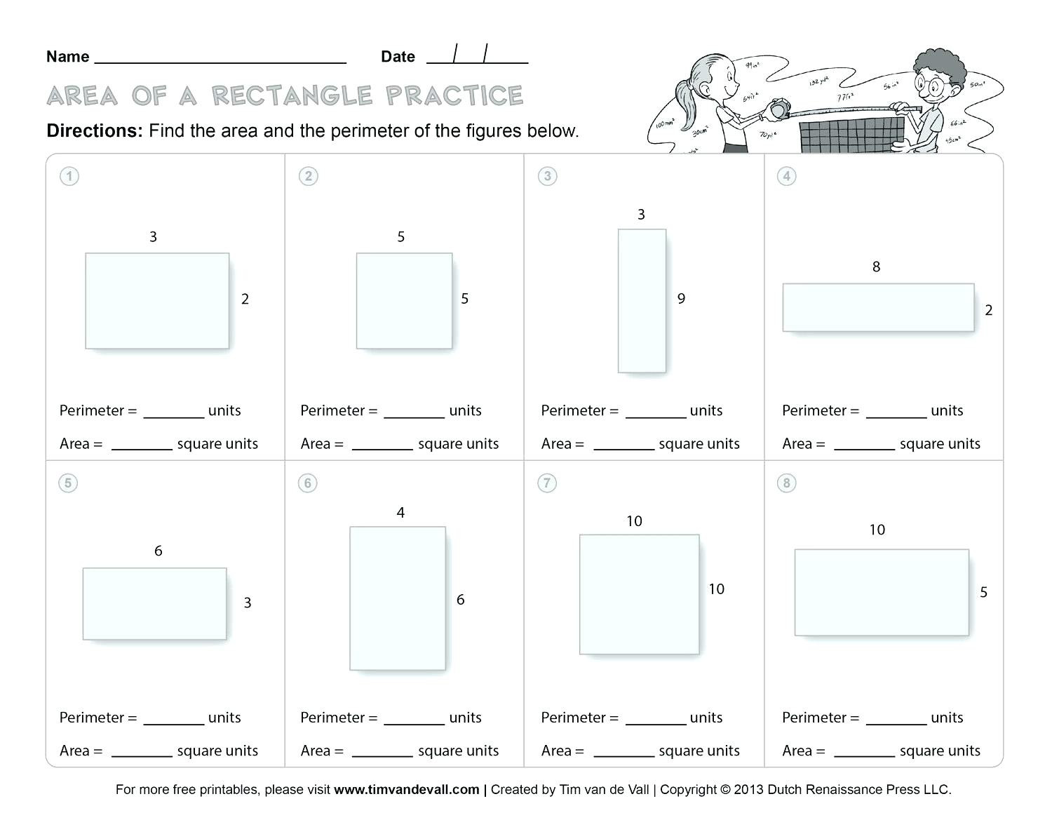 Perimeter Worksheets 3rd Grade Pdf Estimation Word Problems 3rd Grade Bunch Ideas Fraction