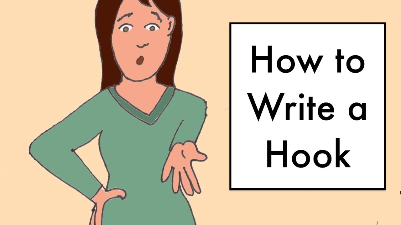 Practice Writing Hooks Worksheet How to Write A Hook