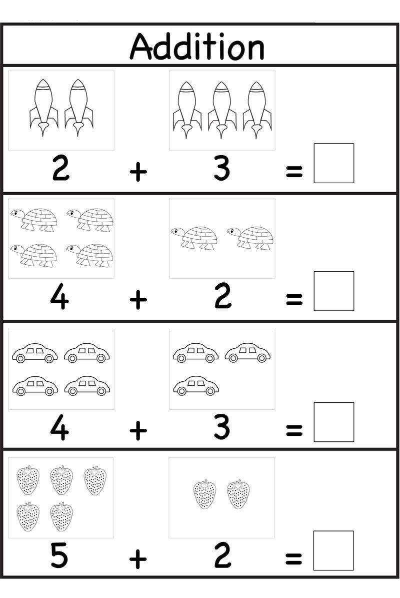 Pre K Math Worksheets Math Worksheet Mathheet Pre Kheets Numbers Printable