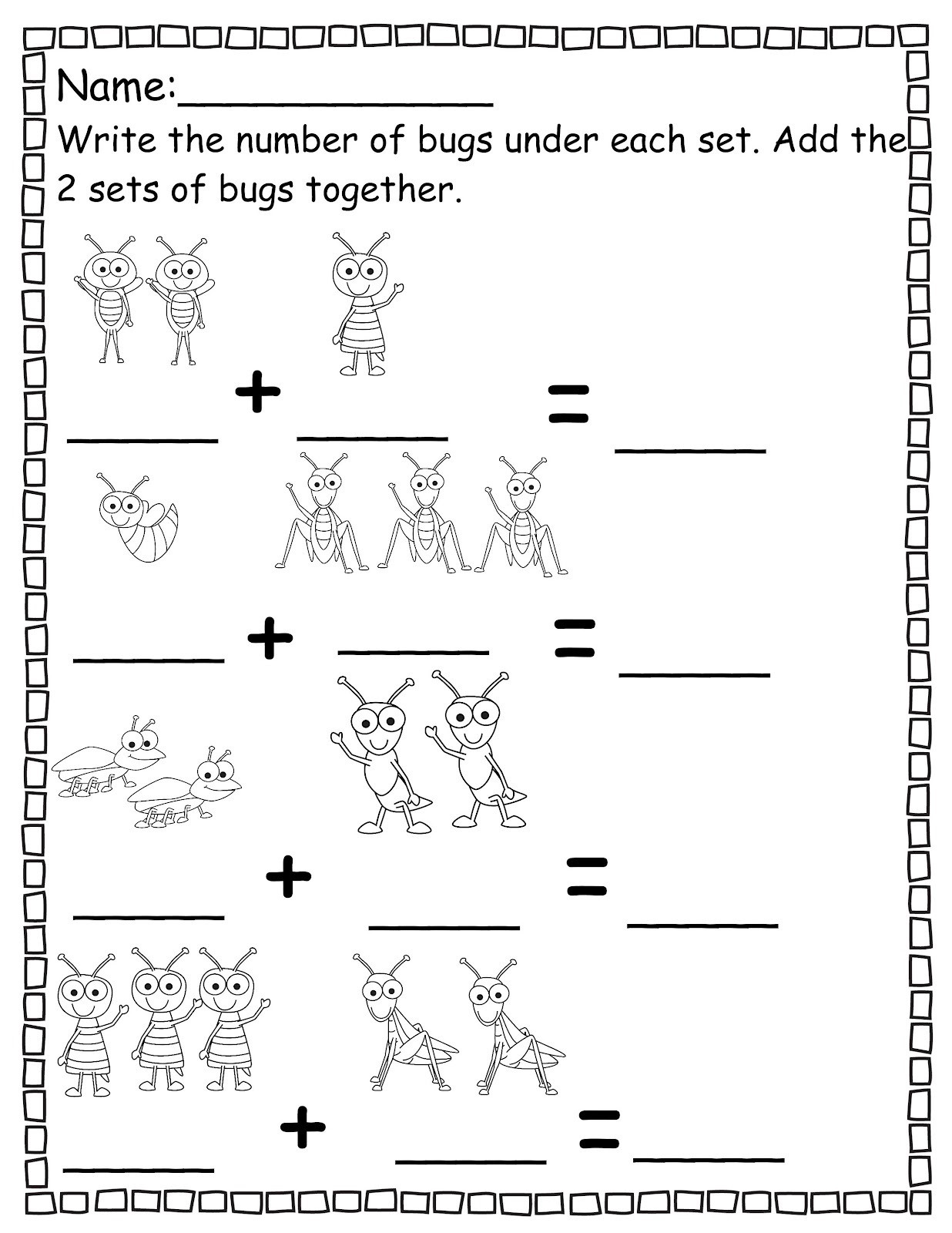 Pre K Math Worksheets Math Worksheet Printable Math Funs Shelter Stunning Pre K