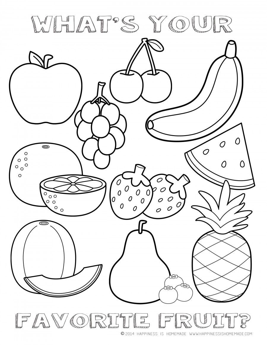 Preschool Fruits and Vegetables Worksheets Printableng Fruits and Ve Ables Worksheets for Middle