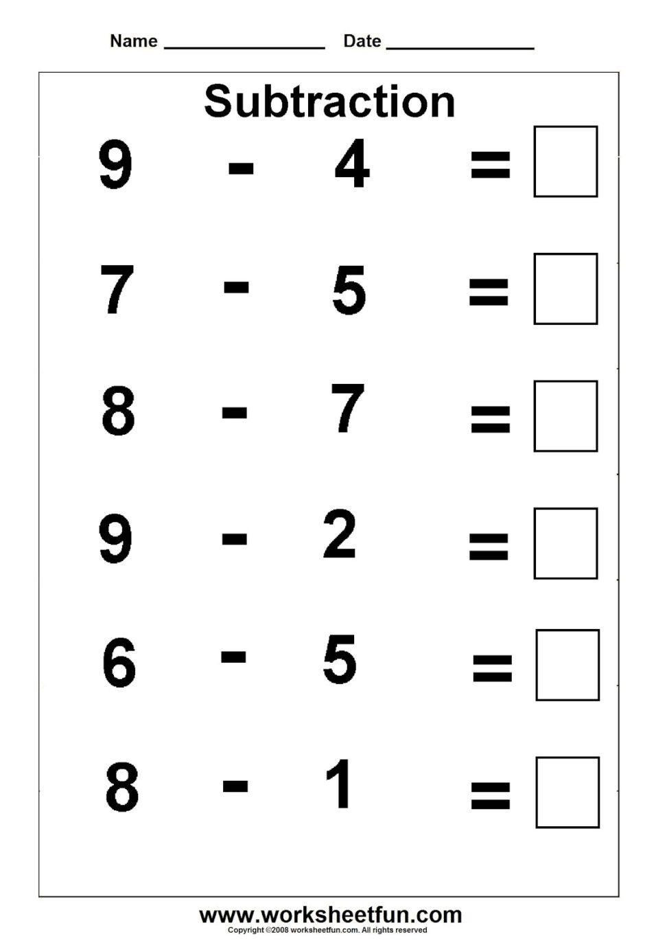 Preschool Math Worksheets Pdf Kindergarten Math Worksheets Pdf to Print Kindergarten Math