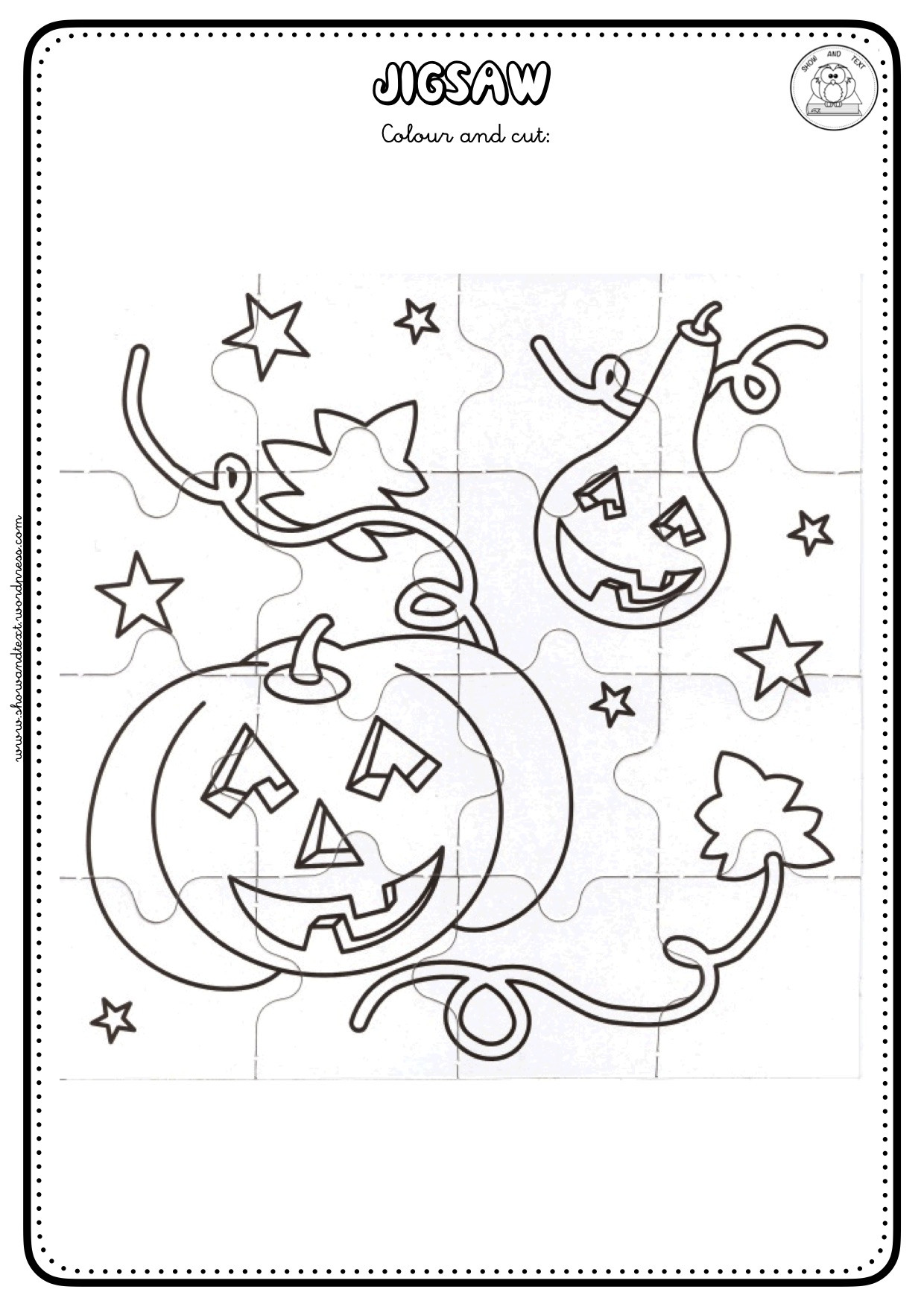 Pronoun Worksheets 2nd Grade Halloween Show and Text Pronoun Worksheets Blog My Math