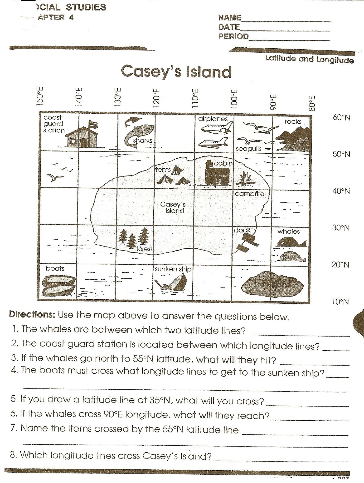 Read A Weather Map Worksheet Weather Data Worksheet