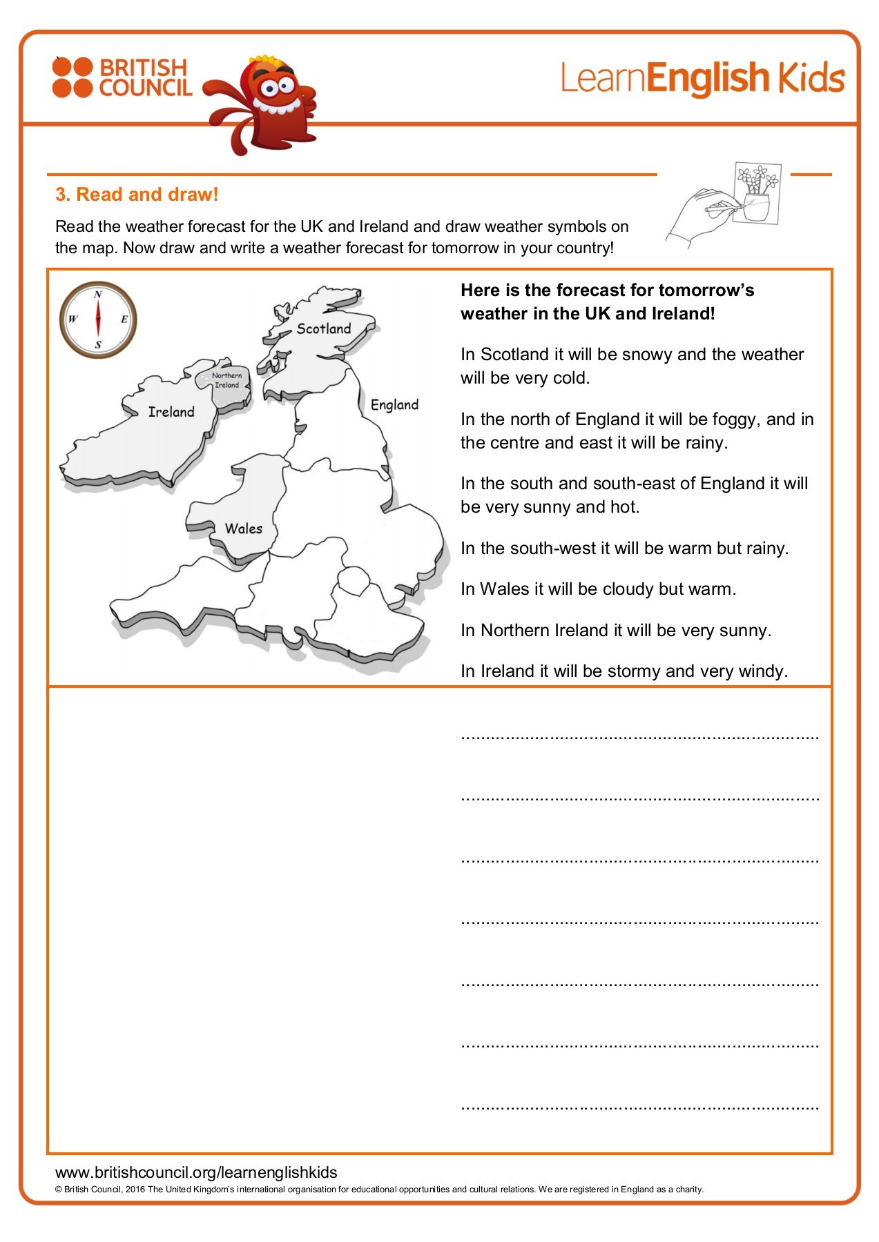 Read A Weather Map Worksheet Worksheets Splendi Weather Worksheet Inspirations