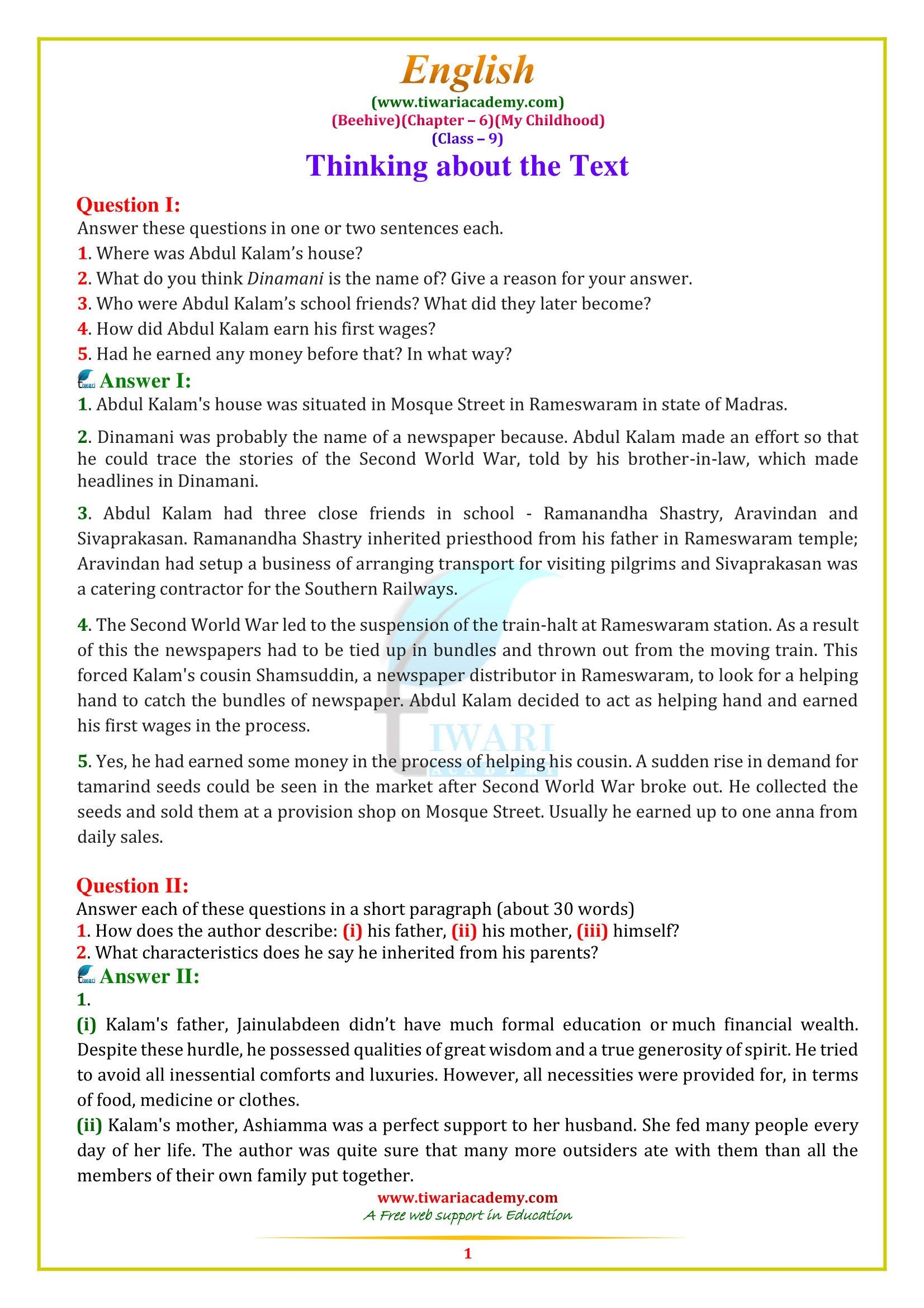 Reading Comprehension Worksheets 6th Grade 4 Reading Prehension Worksheets Sixth Grade 6 9 English