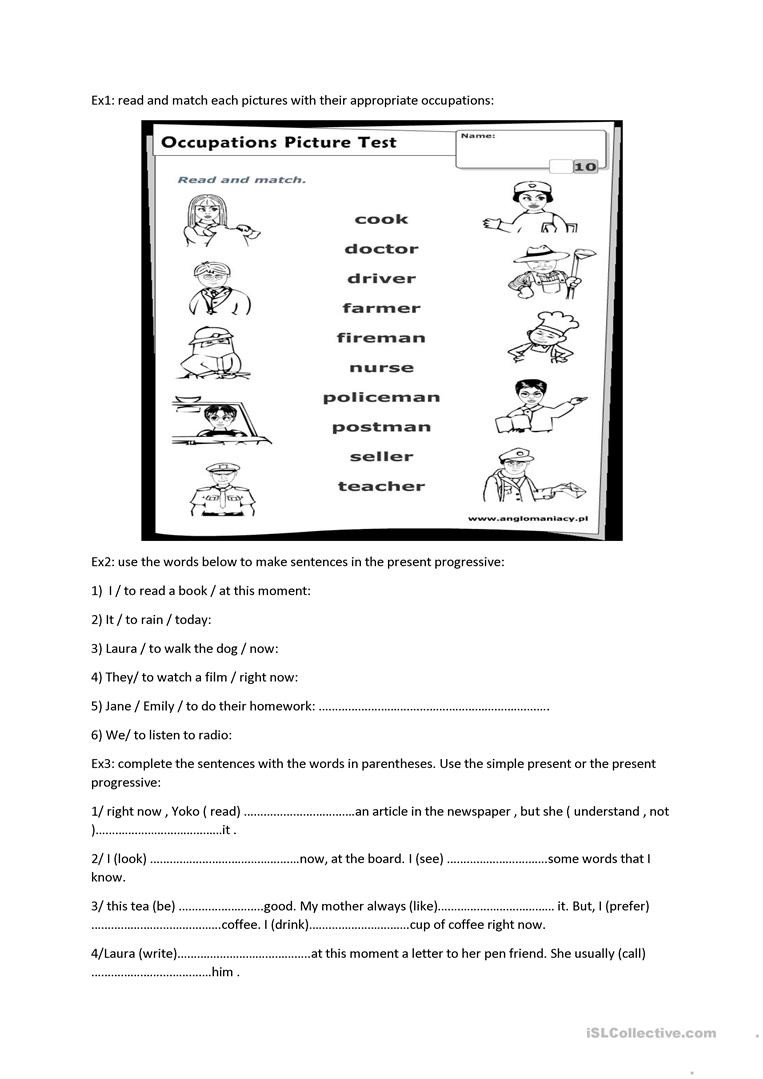 Reading Comprehension Worksheets 7th Grade for the 7th Grade English Esl Worksheets for Distance