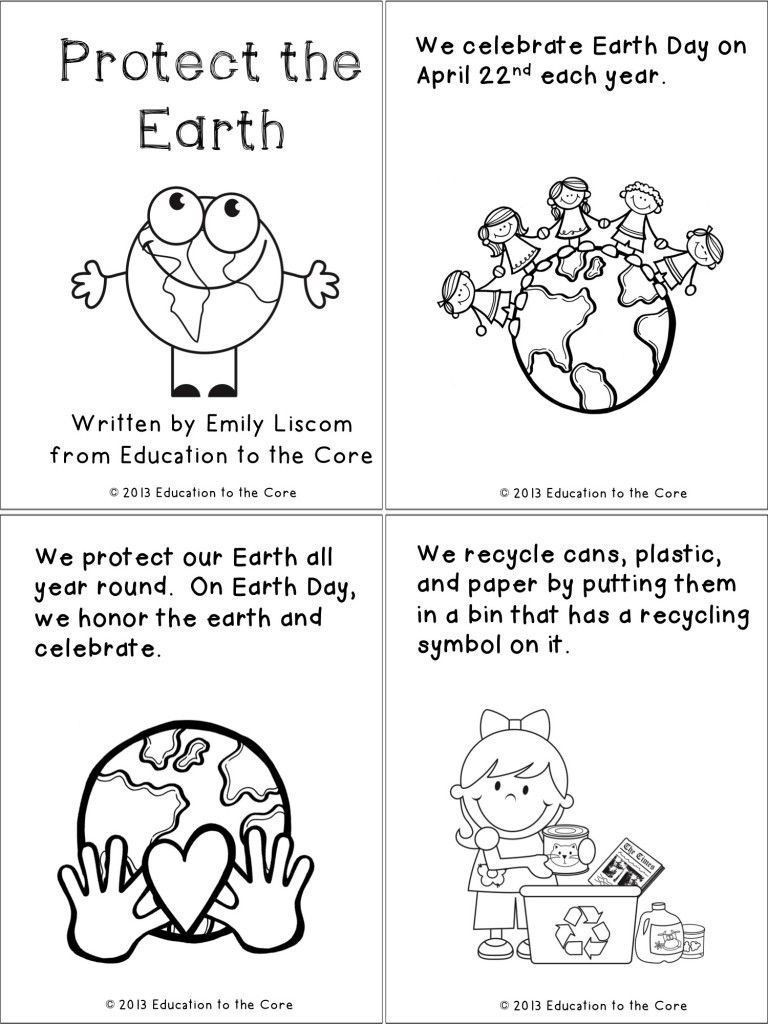 5 Recycling Worksheets for Preschoolers preschoolers