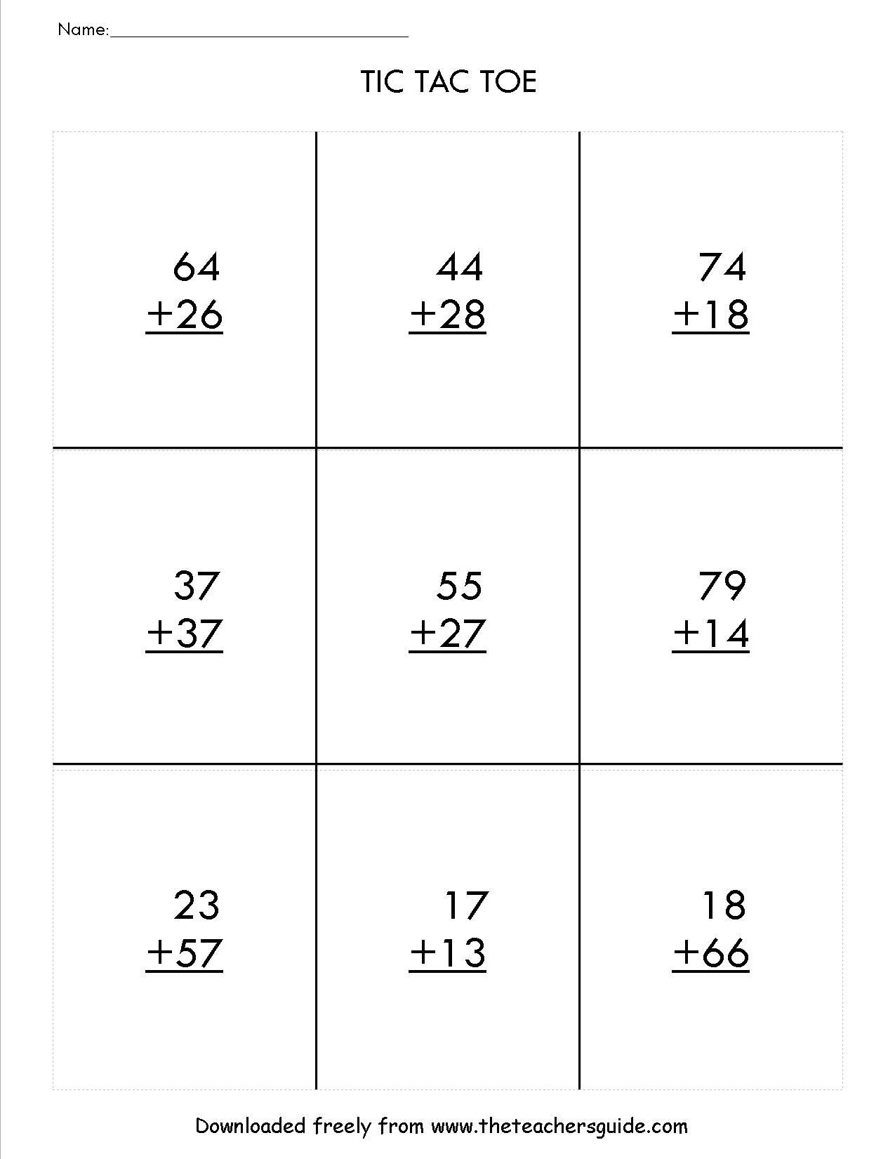 Repeated Addition Worksheets 2nd Grade Pin On Math