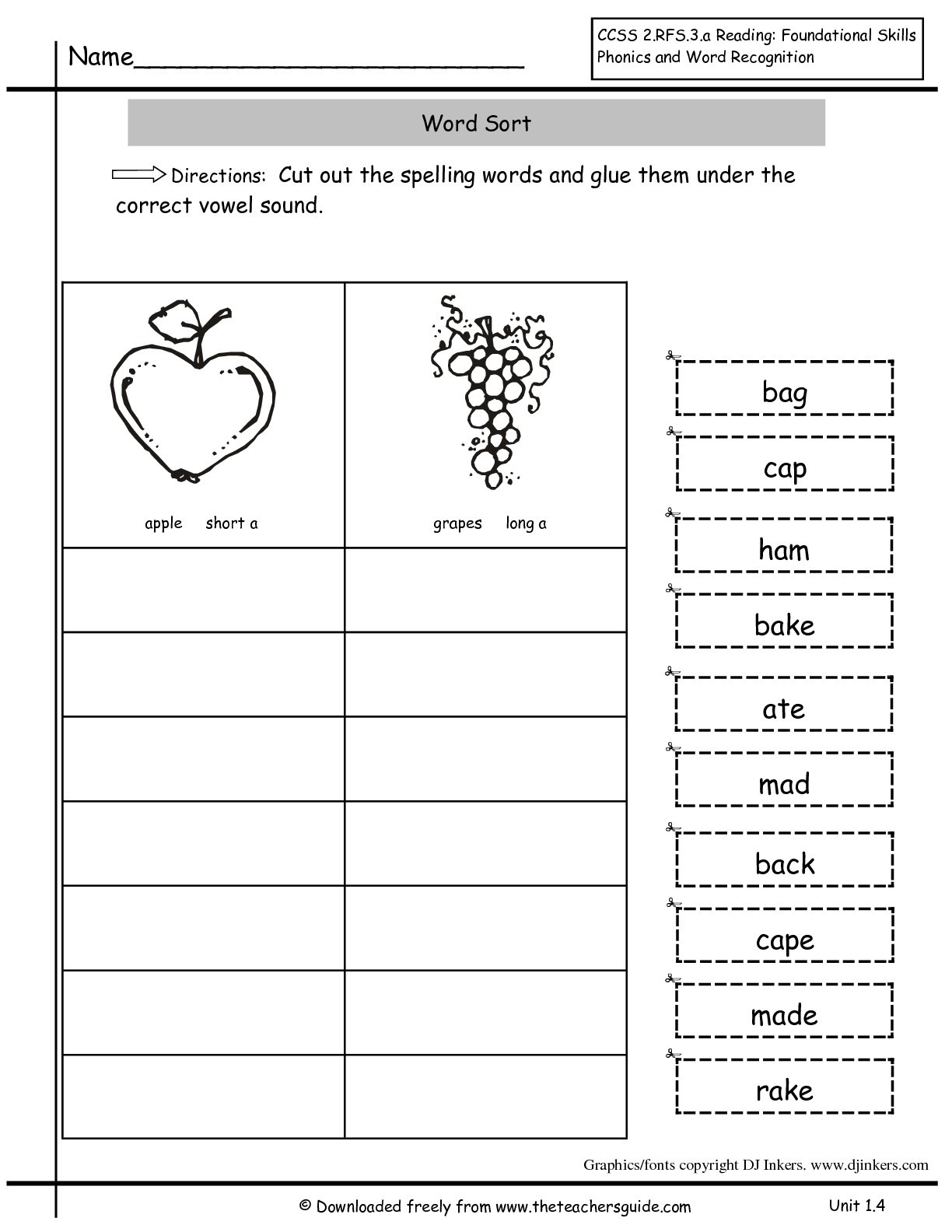Root Words Worksheet 2nd Grade Wonders Second Grade Unit E Week Four Printouts