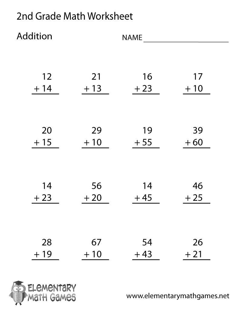 Saxon Math Second Grade Worksheets Math Worksheet Printable Second Gradeets Free 2nd Math