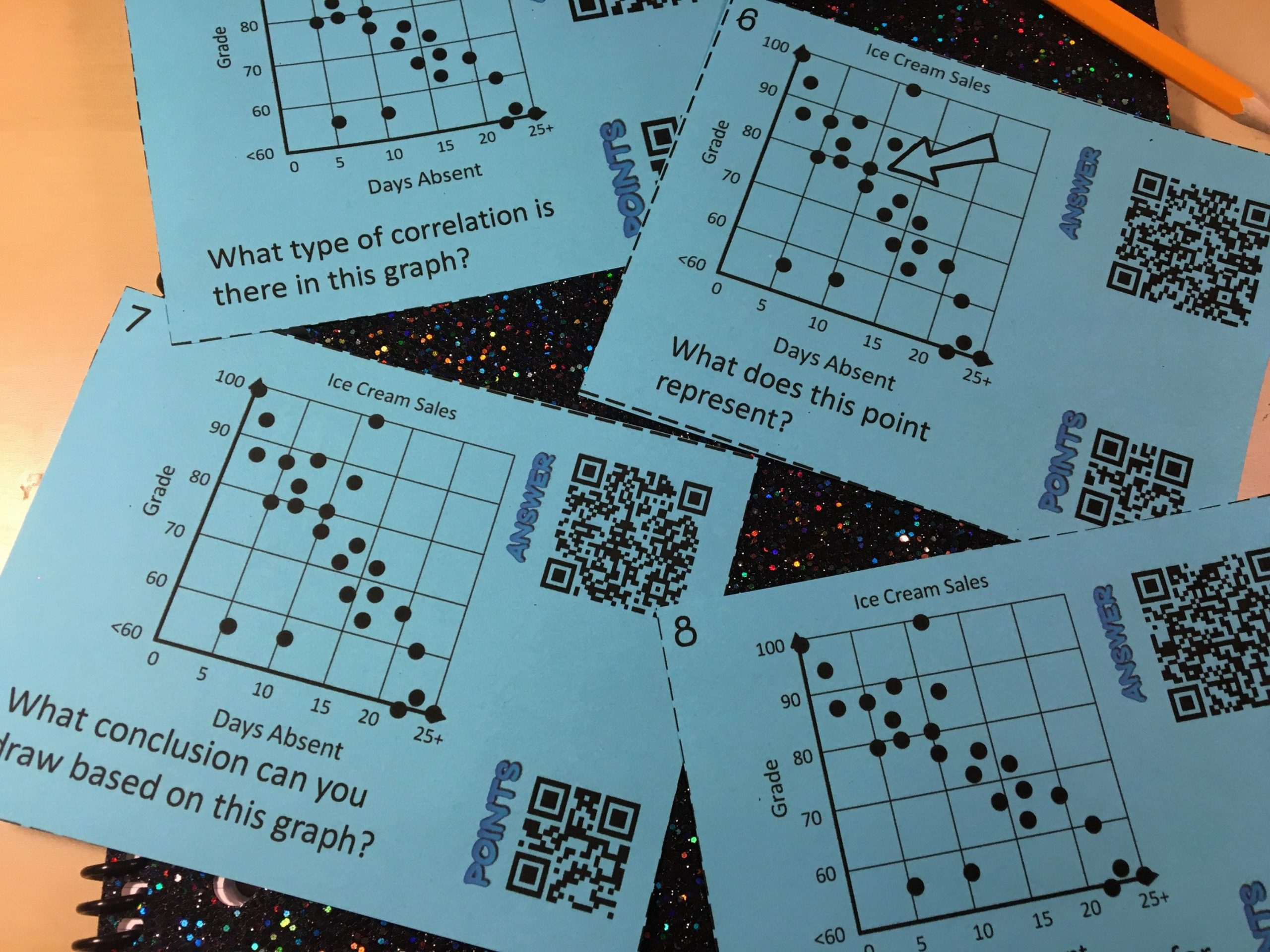 Scatter Plot Worksheets 5th Grade 11 Activities that Make Practicing Scatter Plot Graphs Rock