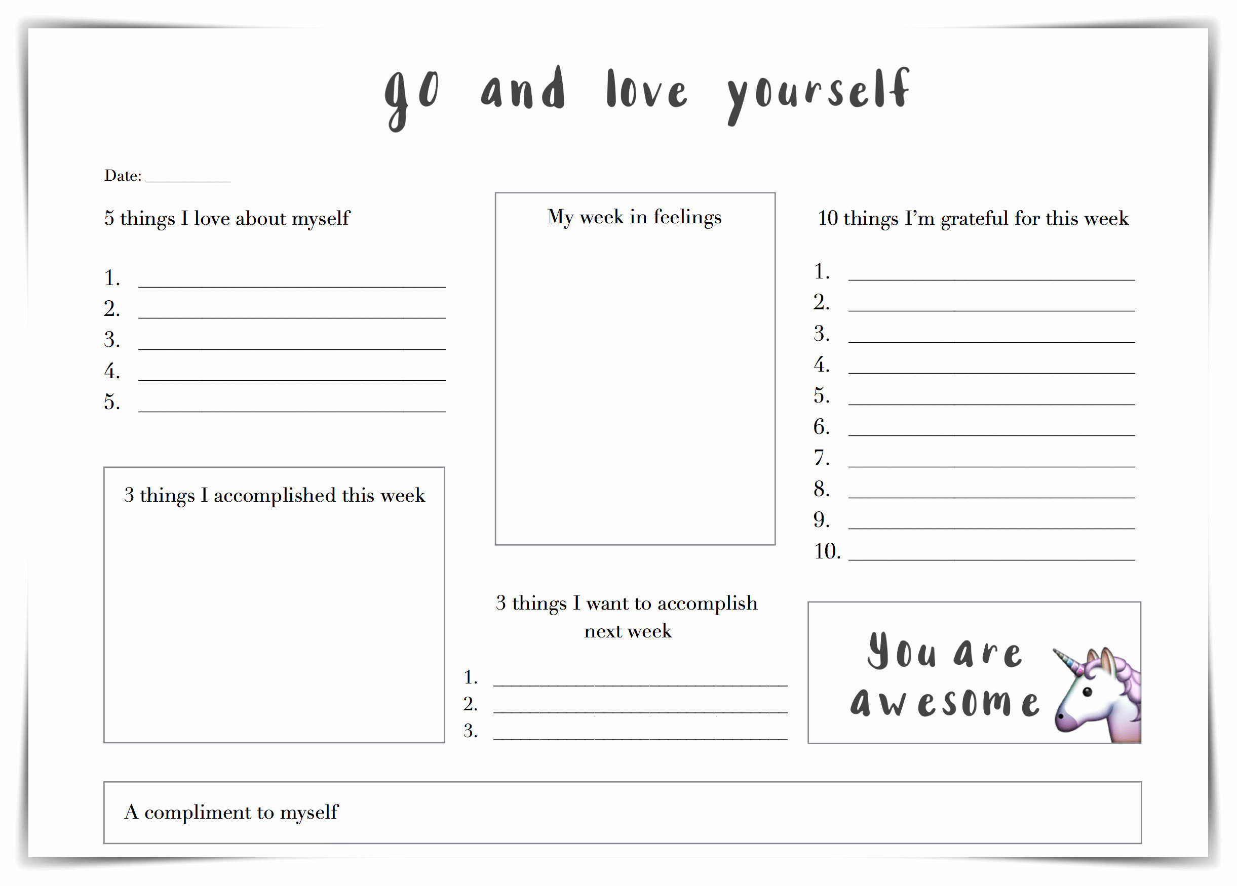 Self Esteem Printable Worksheets Printable Activities for Adults Fresh Self Esteem Worksheets