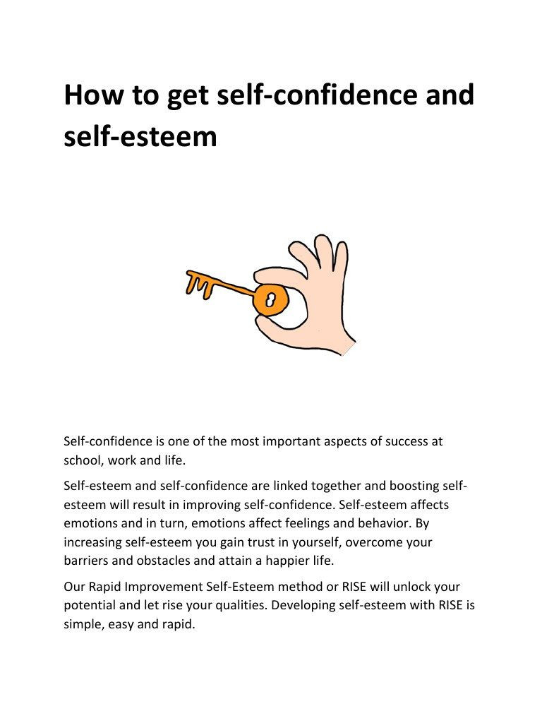 Self Esteem Printable Worksheets Self Esteem Worksheets Building Confidence and Self Esteem