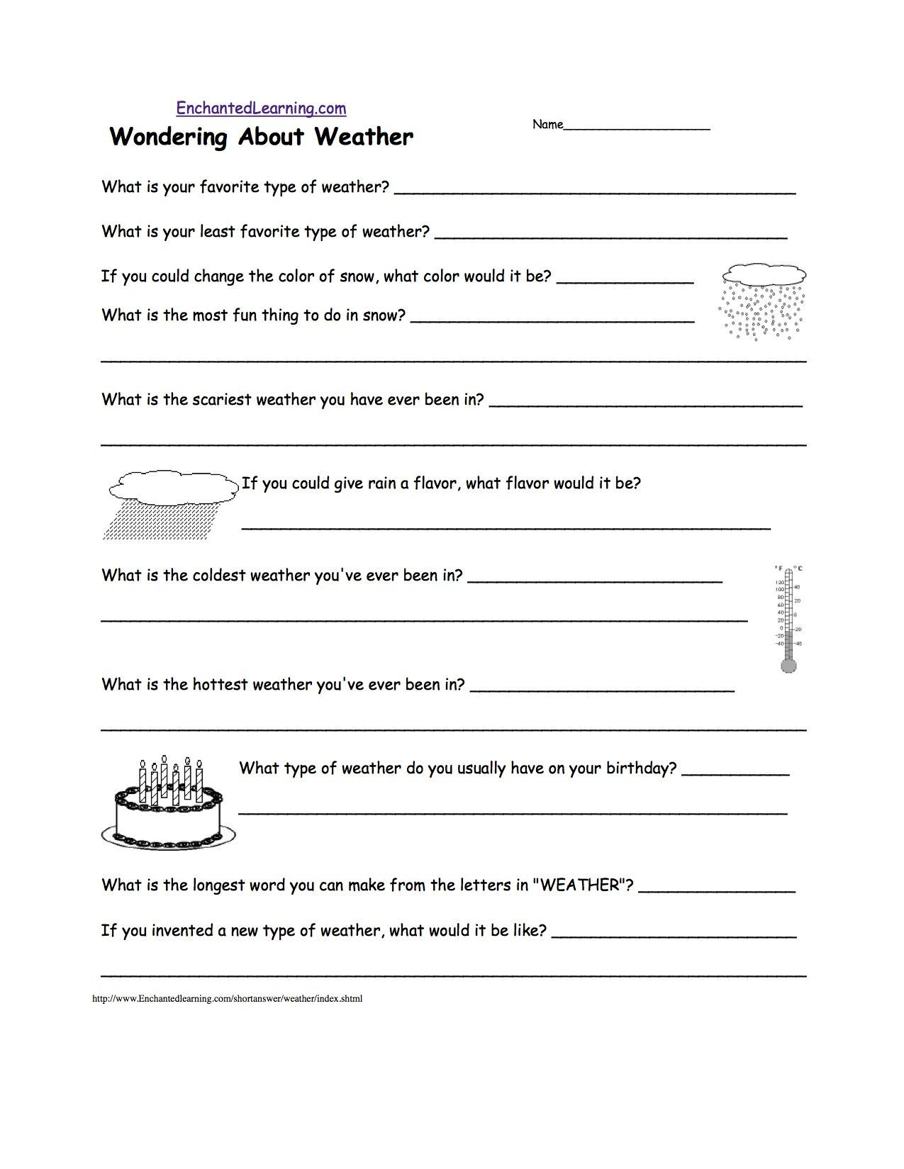 Sequence Worksheets 3rd Grade 42 3rd Grade Weather Worksheets