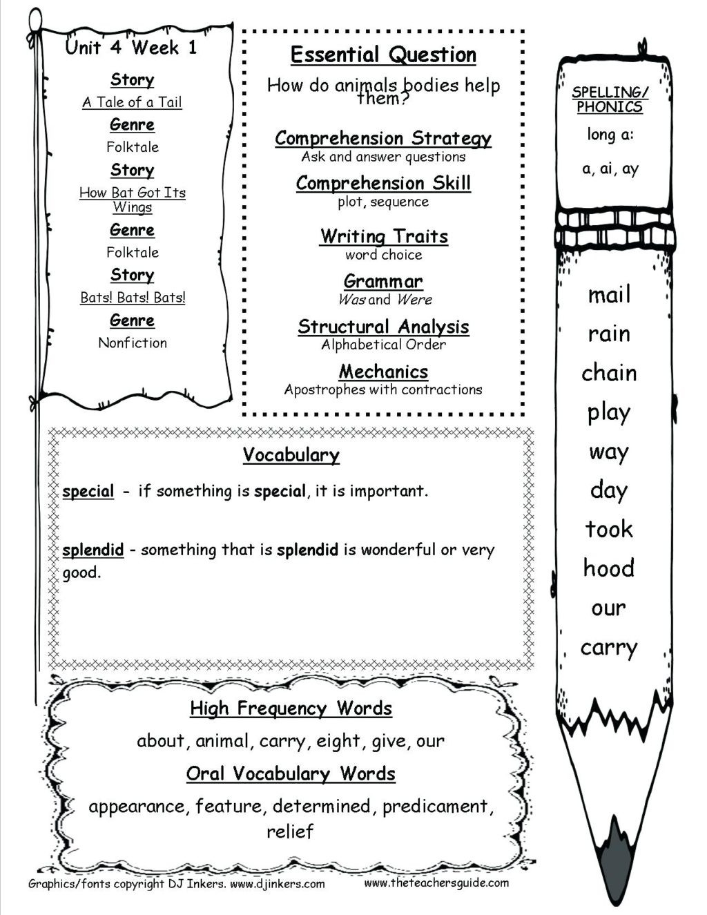 Sequence Worksheets 3rd Grade Worksheet 3rd Grade Reading Math and Worksheets Passages