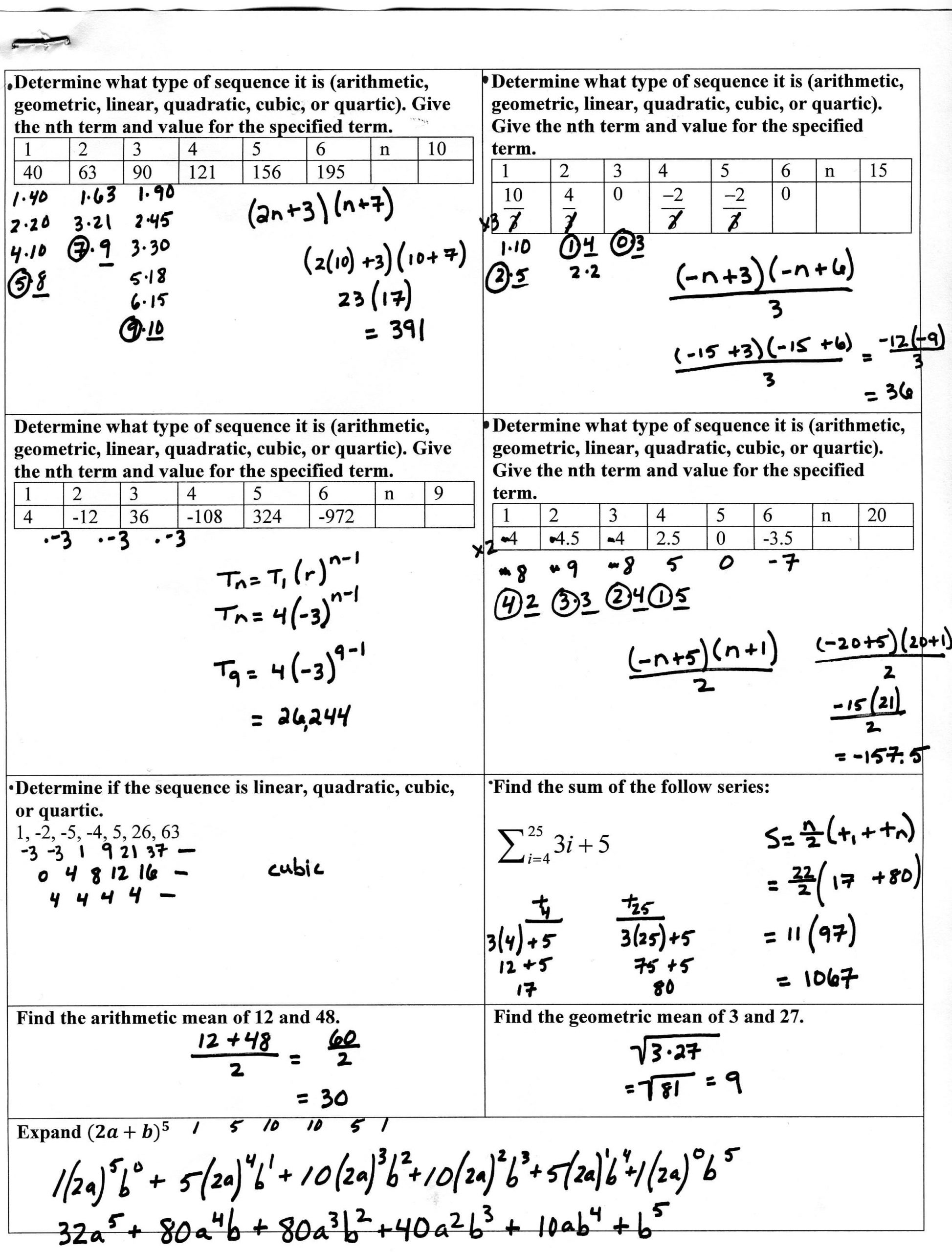 Sequencing Worksheets for Middle School Sequence Series Worksheets