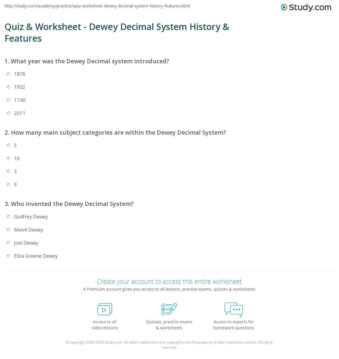 Sequencing Worksheets Middle School 2nd Grade Mathematics Free Coloring Worksheets Dewey Decimal