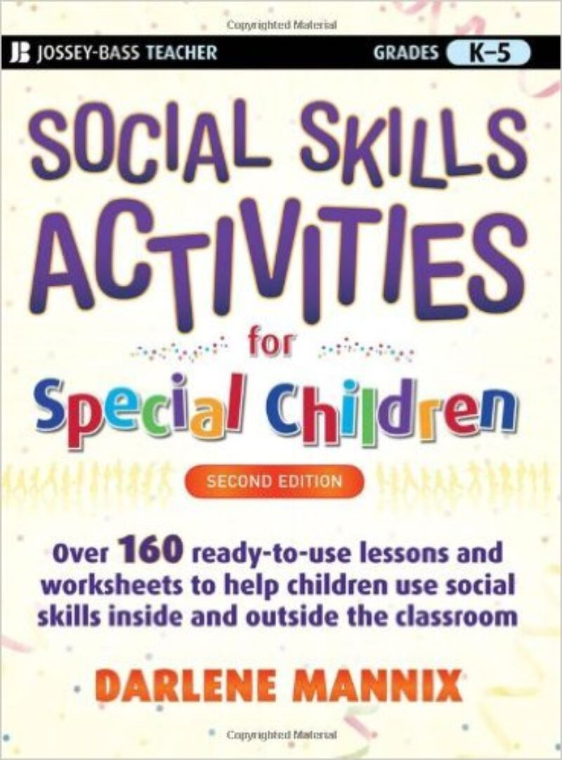 Social Skills Activities Worksheets Utah S Adoption Connection