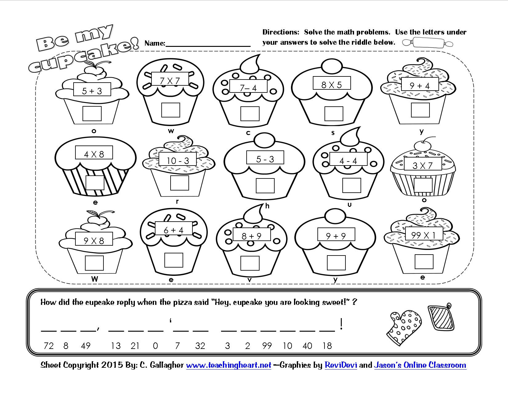 Story Elements Worksheets 2nd Grade Valentine Lessons and Activities Math Worksheets 2nd Grade