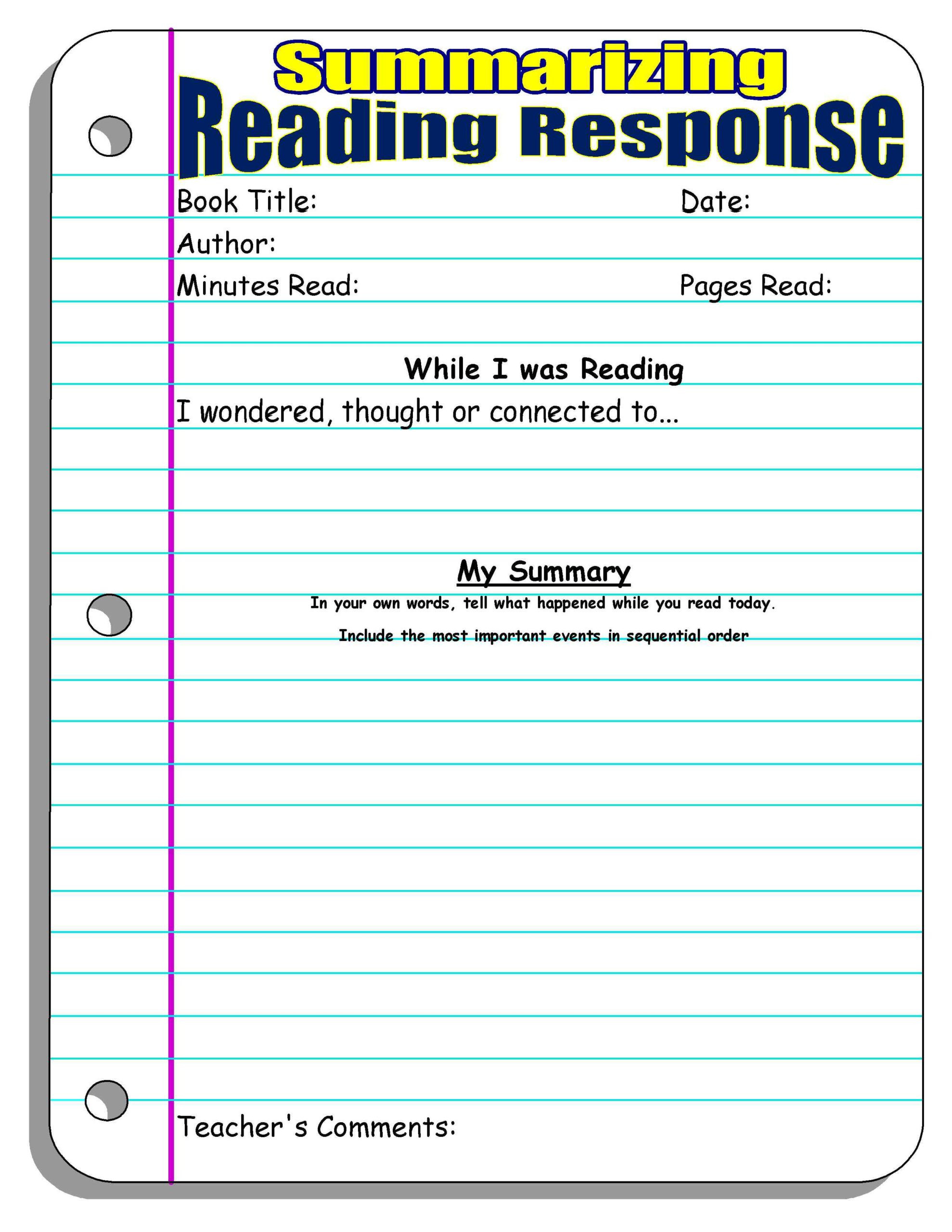 Summarizing Worksheet 3rd Grade Math Worksheet Remarkable Free Reading Worksheets for 2nd