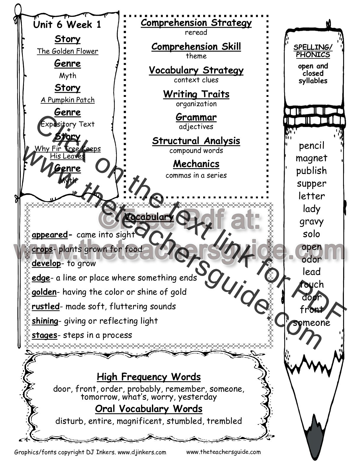 Summary Worksheets 2nd Grade Mcgraw Hill Wonders Second Grade Resources and Printouts