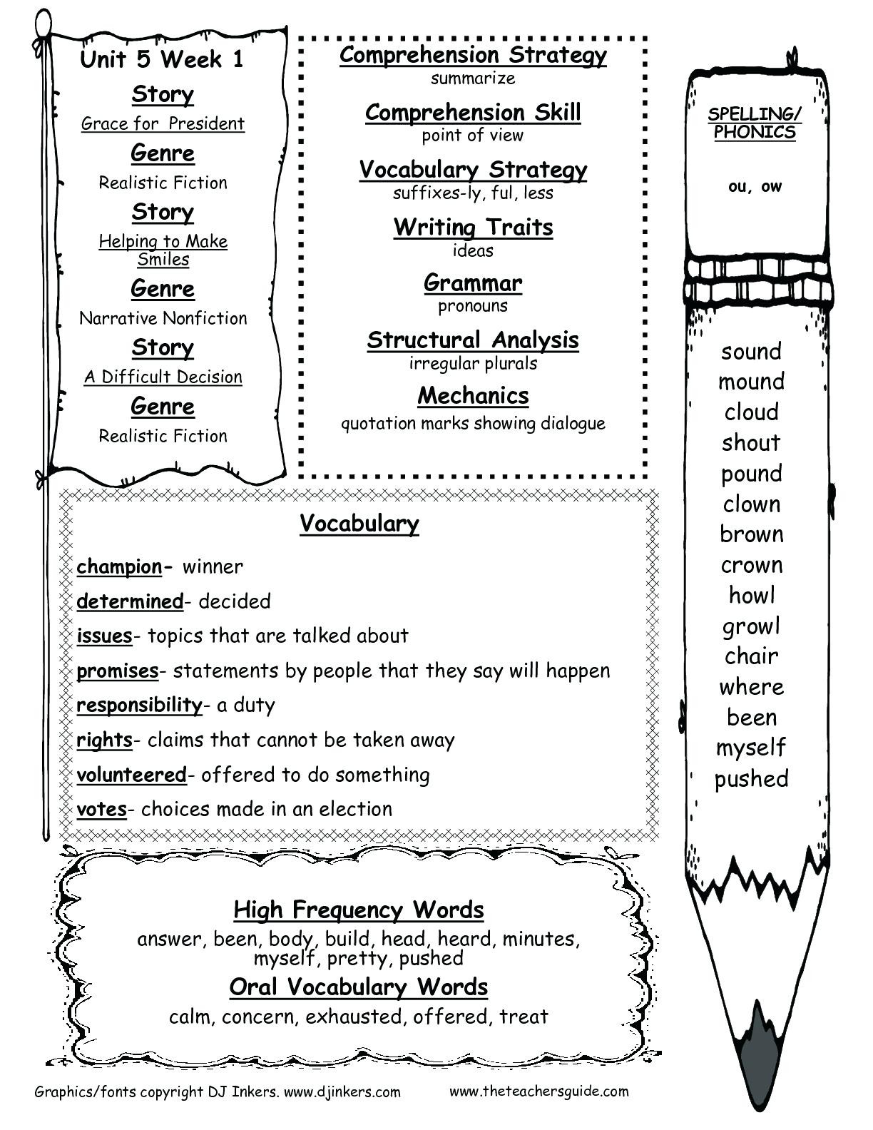Summary Worksheets 2nd Grade Summarizing Worksheets 2nd Grade Free Printable