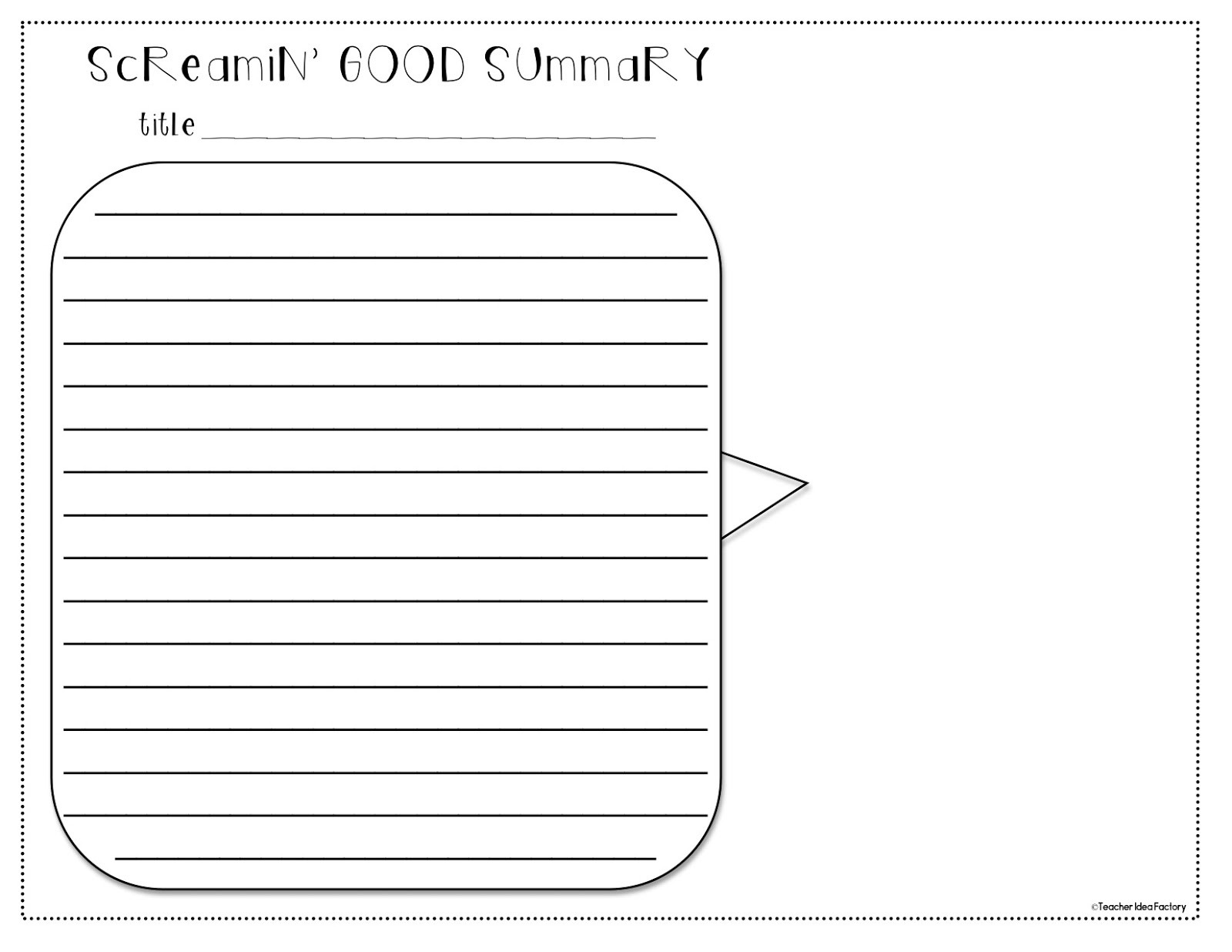 Summary Worksheets 2nd Grade Worksheets Chapter Summary Reading