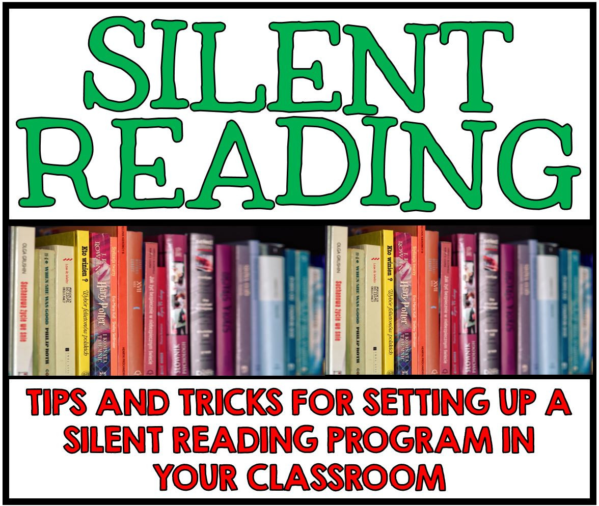 Sustained Silent Reading Worksheet Creative Classroom Core Silent Reading In the Middle School