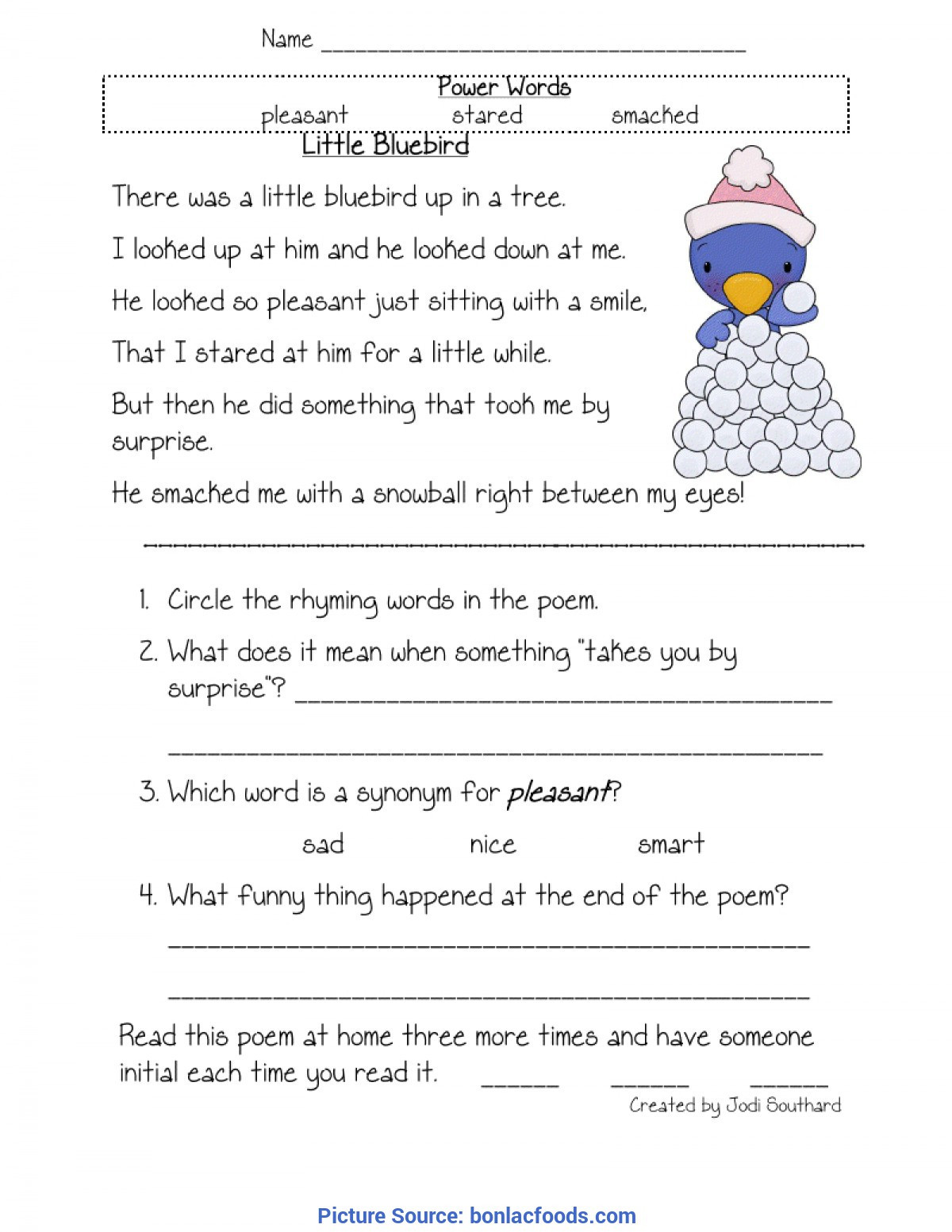 Synonyms Worksheet First Grade Math Worksheet Reading First Grade Worksheets Line 1st
