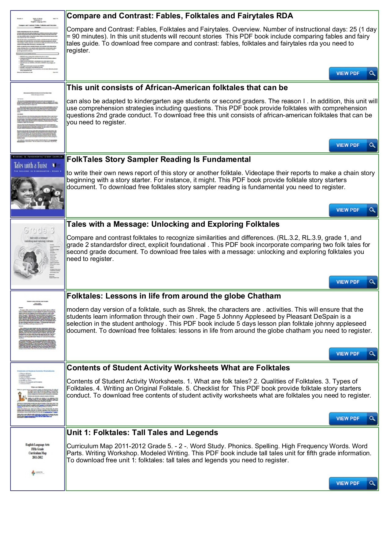 Tall Tale Reading Comprehension Worksheets Writing Folktales 2nd Grade Free Ebook Download and Read