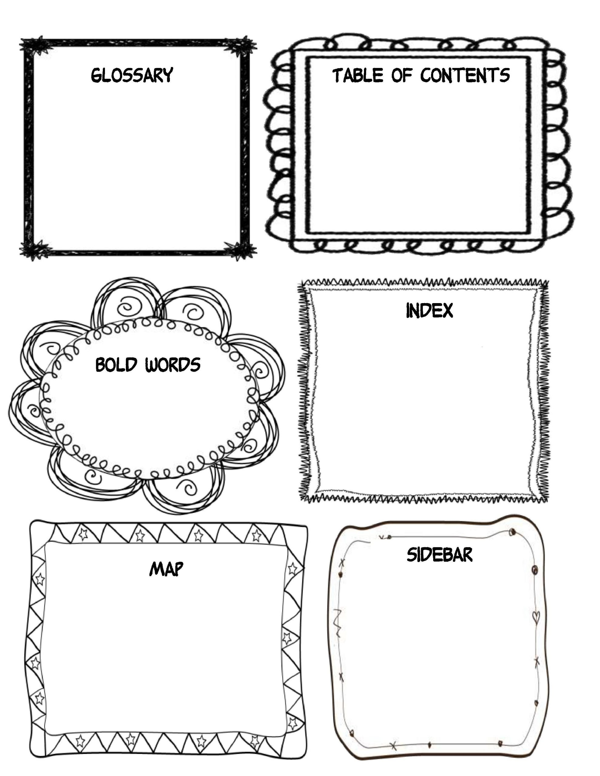 Text Features Worksheet 4th Grade Text Feature Scavenger Hunt Good for Prehension Of Text