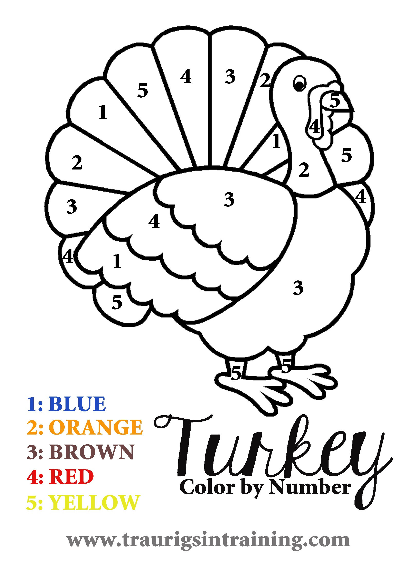 Thanksgiving Math Coloring Worksheets Math Worksheet Freeving Coloring Pages for Kids to Print