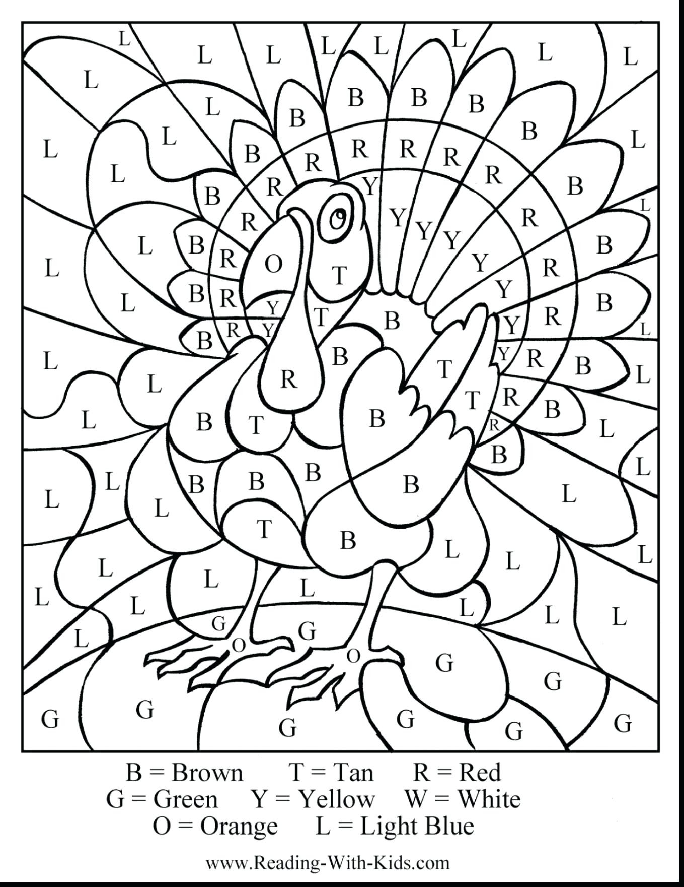 Thanksgiving Math Coloring Worksheets Mystery Coloring Sheets Volcano for Boys Free Grid