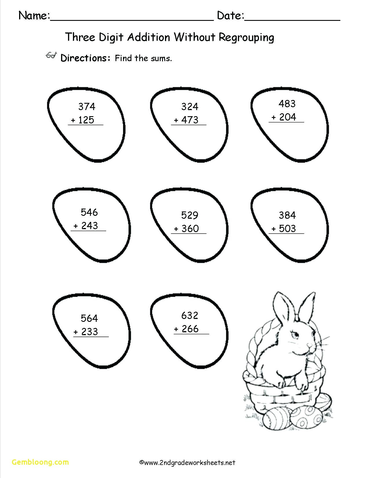Touch Math Subtraction Worksheets Best Math Worksheets for 2nd Grade Addition and