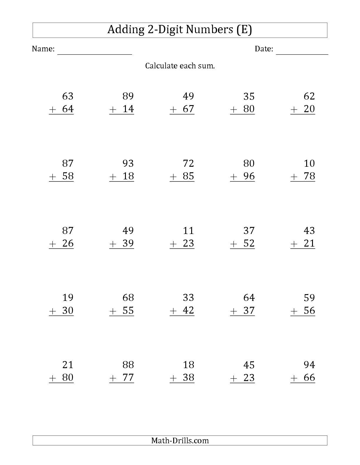 Touch Math Worksheet Generator touch Math Worksheets Generator – Worksheet for Kids