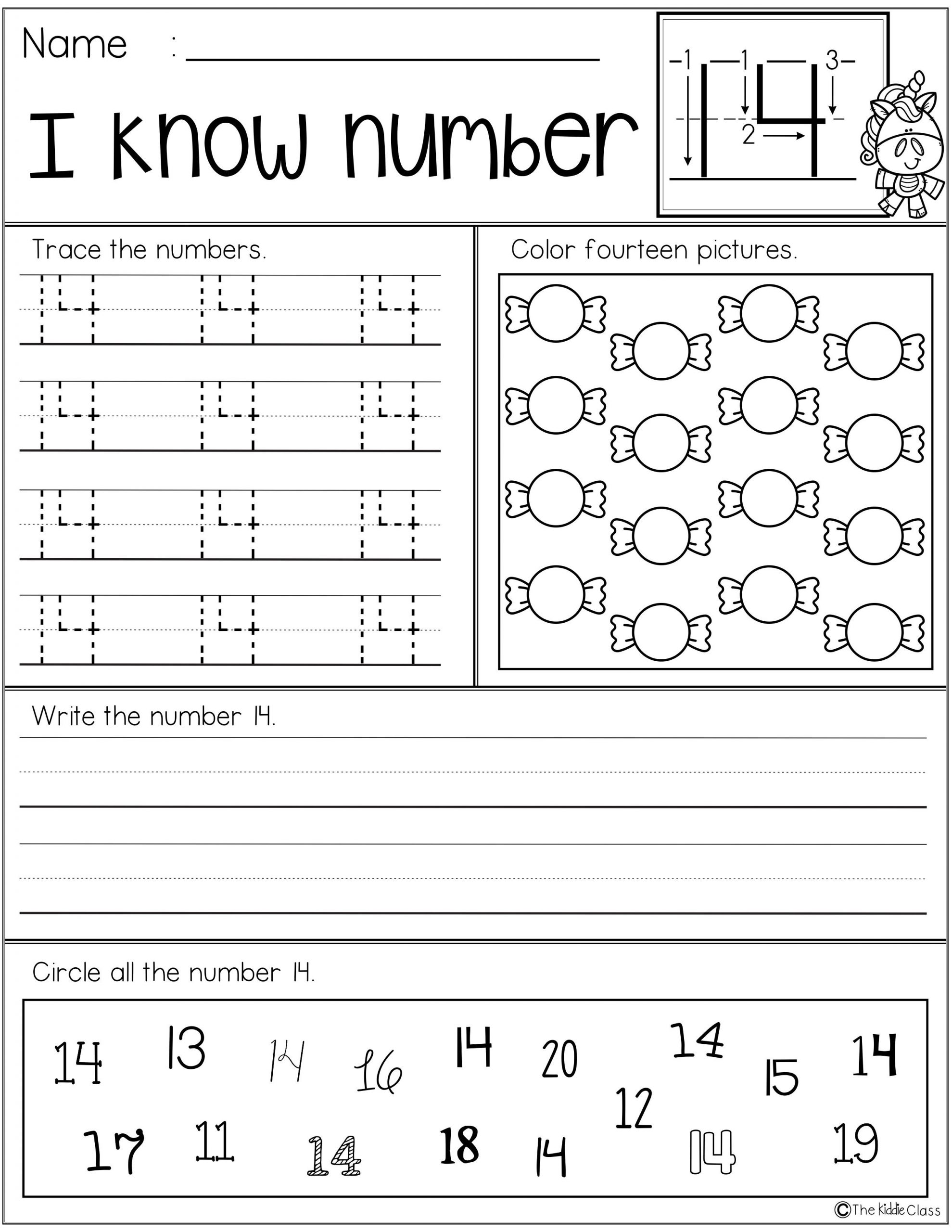 Tracing Numbers 1 20 Printable Pin On Math