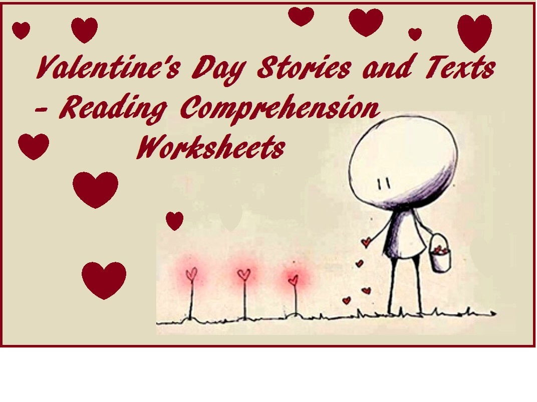 Valentine Day Reading Comprehension Worksheets Valentine S Day Bundle X 7 Reading Prehension Worksheets Off