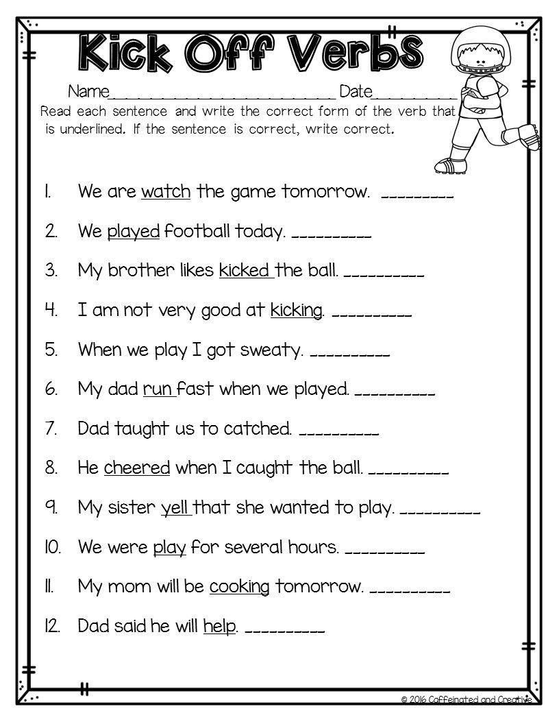 Verb Tense Worksheets 2nd Grade How to Survive February as A Teacher Tips Books Ideas