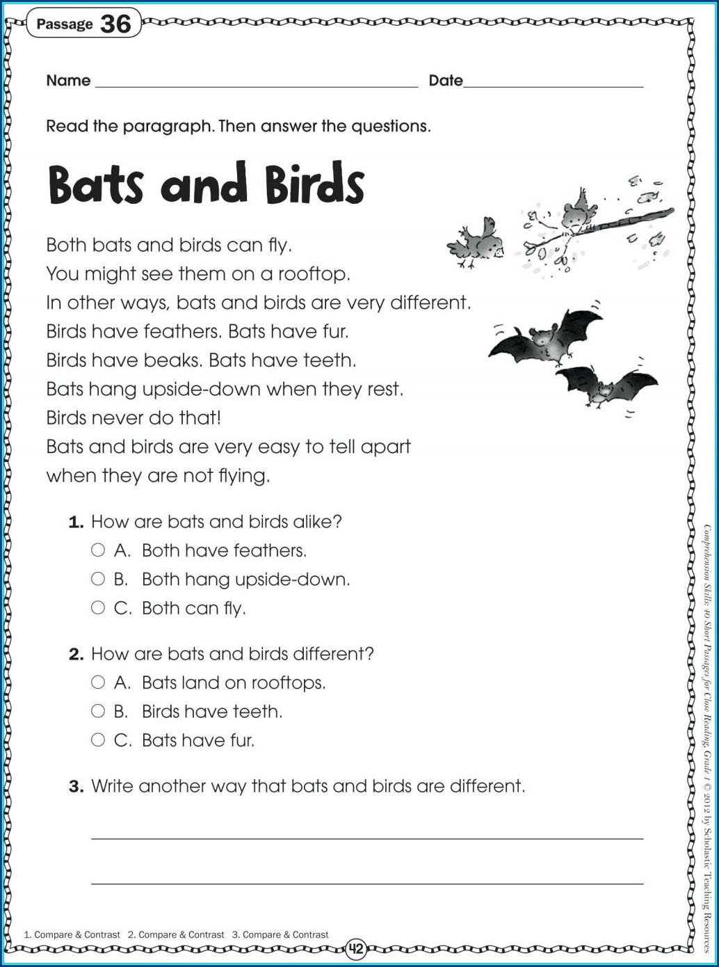 Wh Questions Reading Comprehension Worksheets Ob Short Worksheet