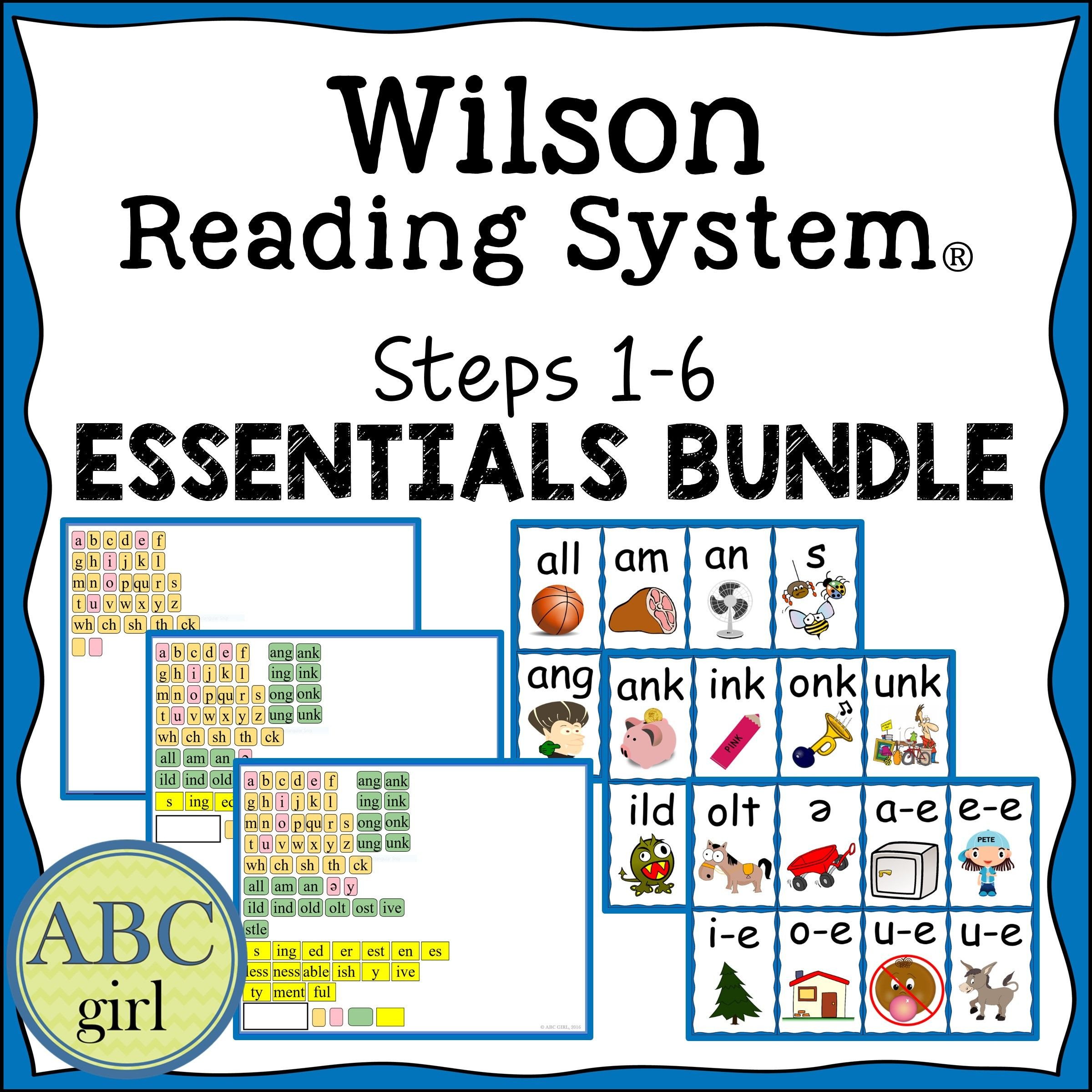 Wilson Reading Program Worksheets Wilson Reading Program Worksheets