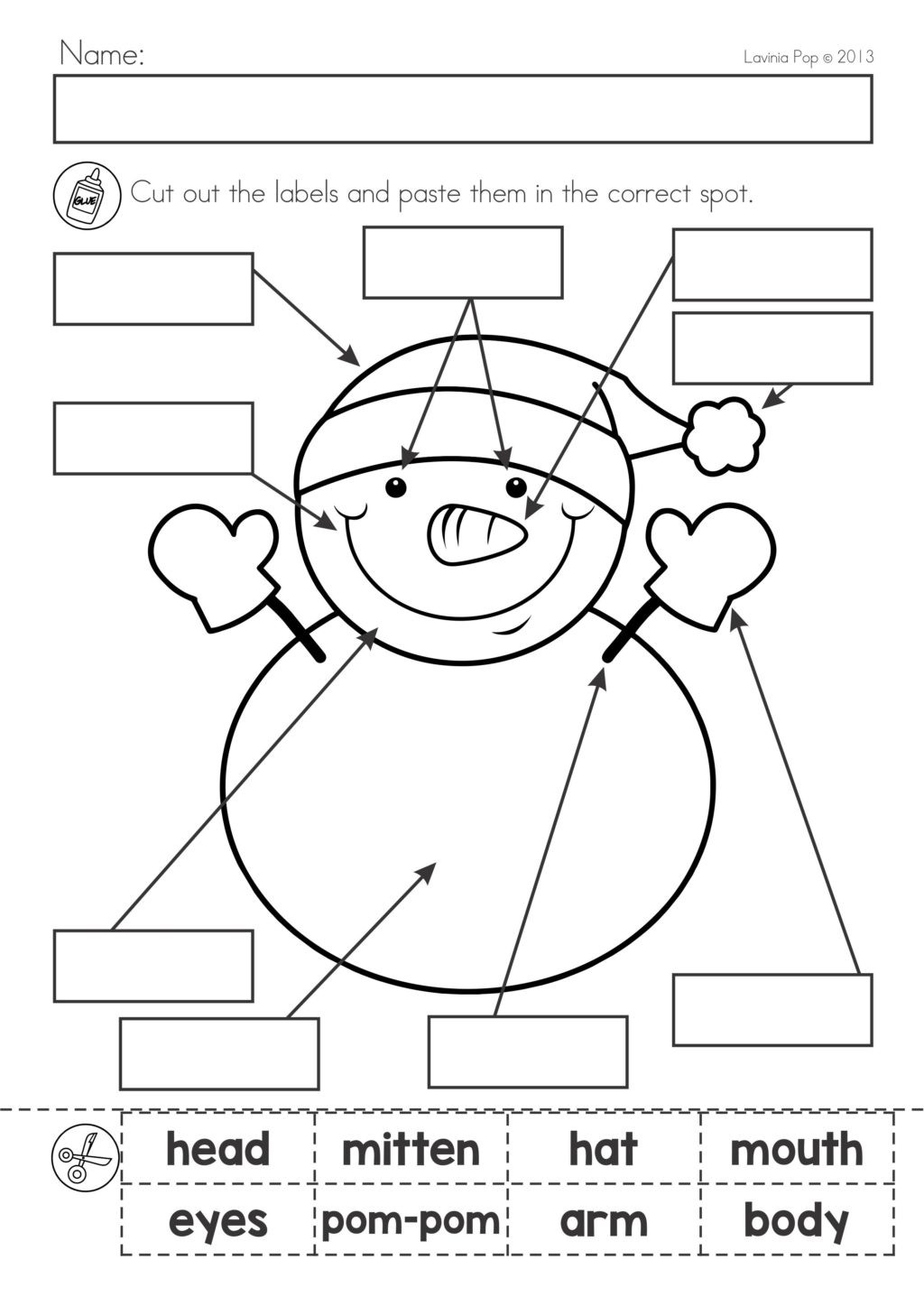 Winter Worksheets for First Grade Worksheet First Gradela Worksheets Picture Inspirations