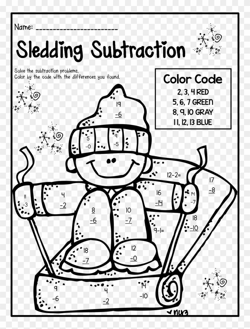 Winter Worksheets for Second Grade Delighted Winter theme Activities and Printables for 1st