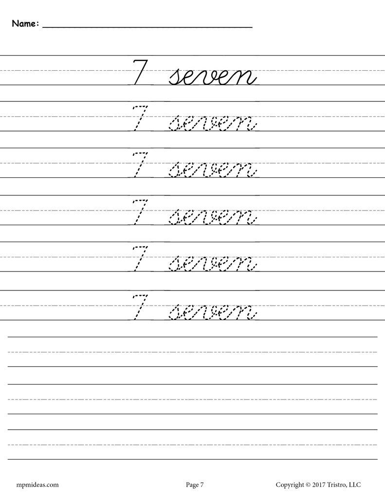 Zaner Bloser Handwriting Worksheet Math Worksheet 61 Cursive Handwriting Practise Sheets