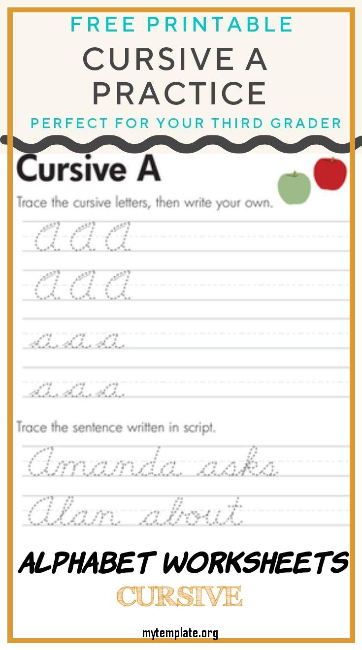 Zaner Bloser Handwriting Worksheets Coloring Pages Coloring Pagesable Cursive Alphabet