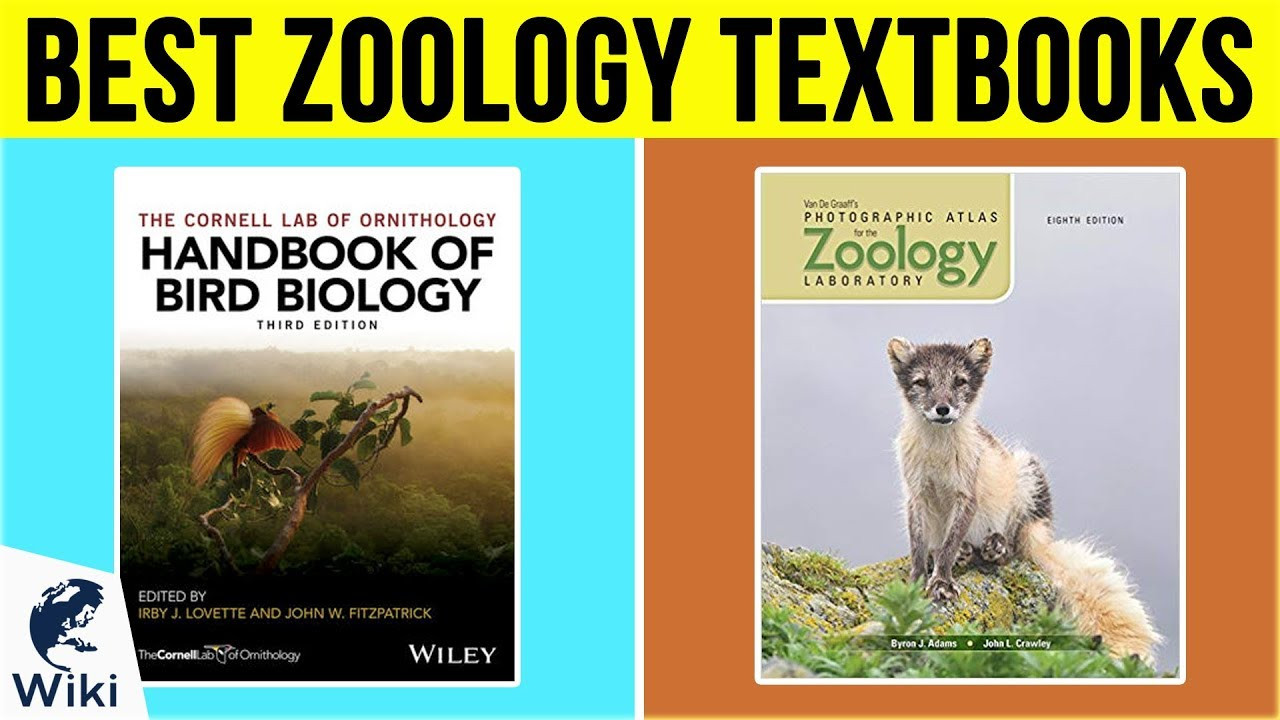 Zoology Worksheets High School top 10 Zoology Textbooks Of 2019