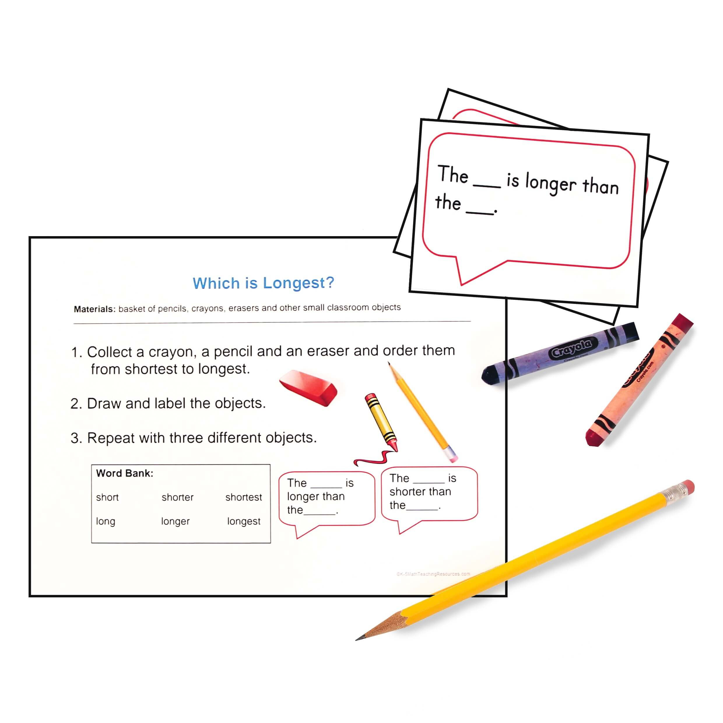 1st Grade Measurement Worksheets 1st Grade Measurement and Data
