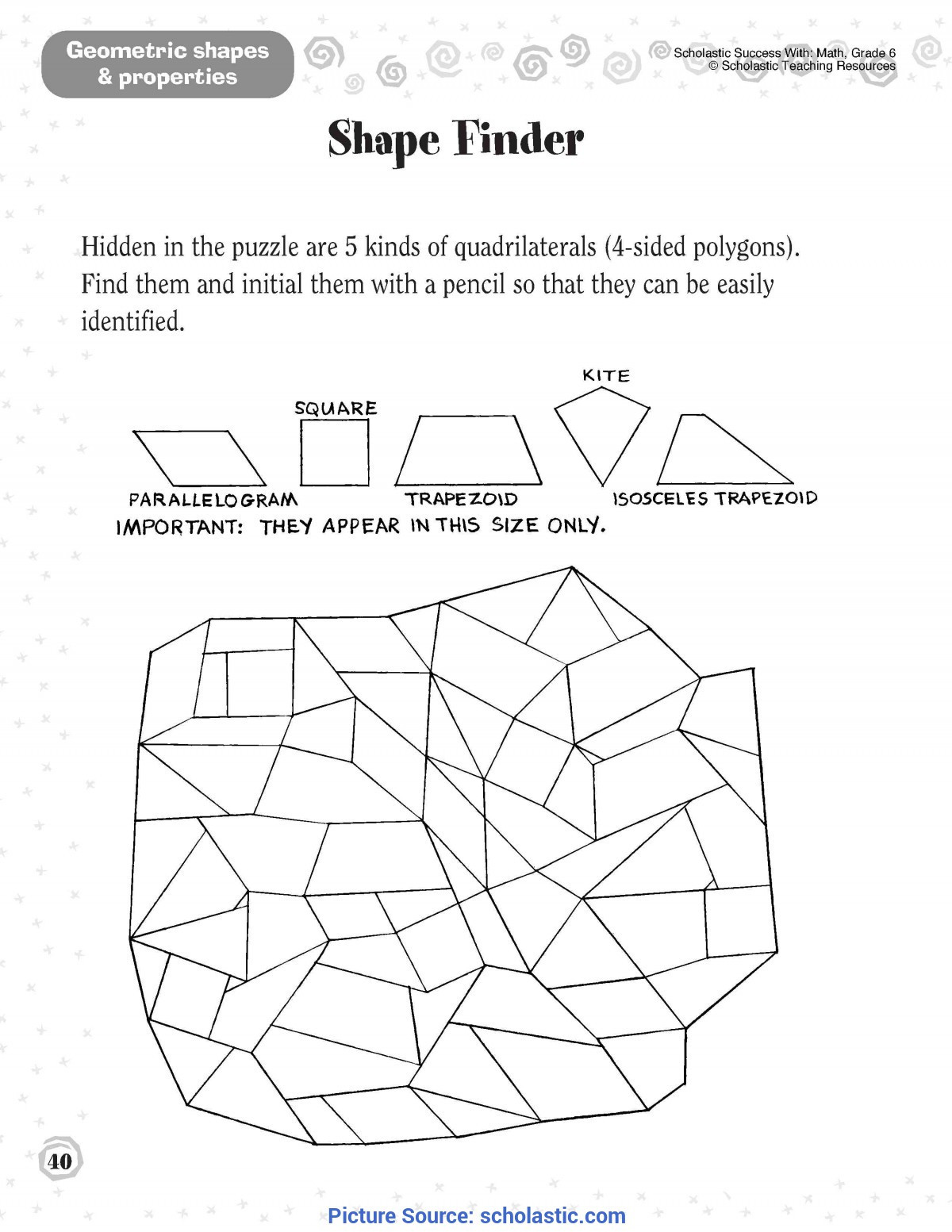 2nd Grade Geometry Worksheets Second Grade Ota Tech